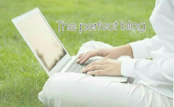 Идеальный блог