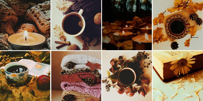 Осенний Instagram