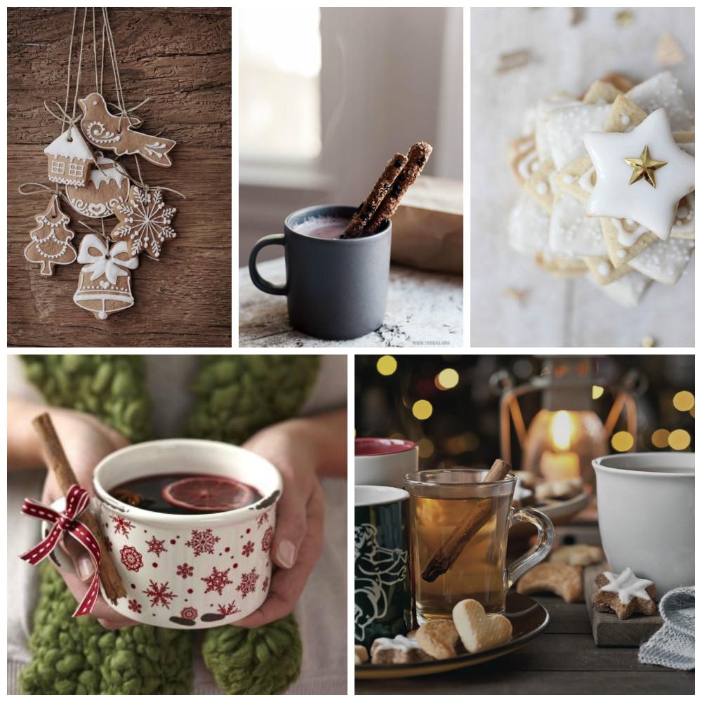 Поднимаем настроение новогодними вкусностями