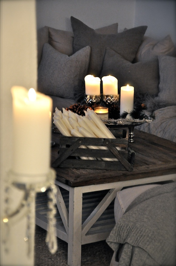 Свечи уют