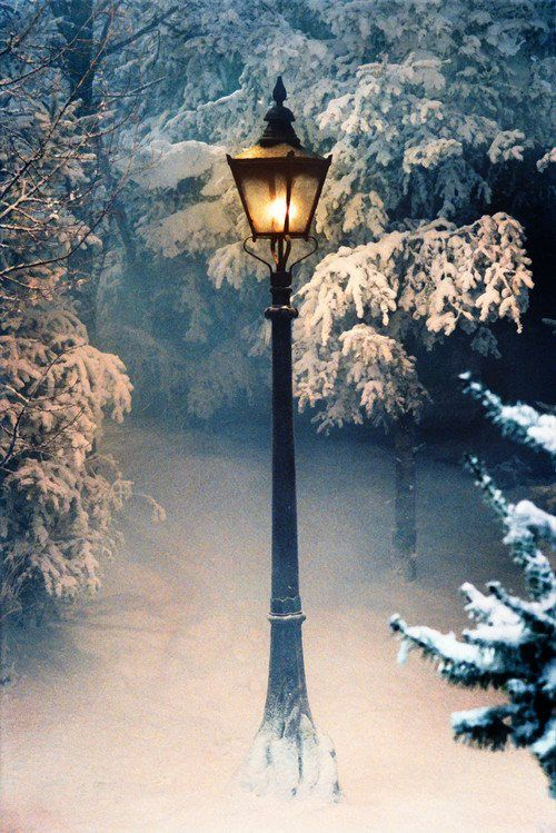 Моя зимняя история любви