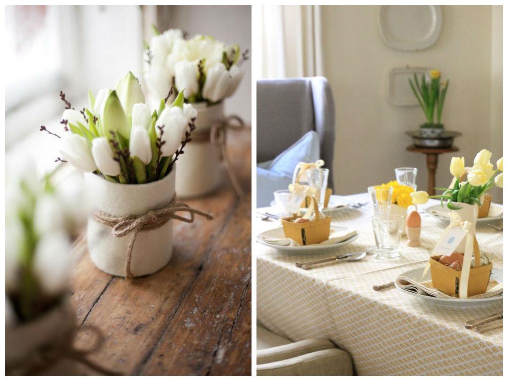 Как впустить весну в дом