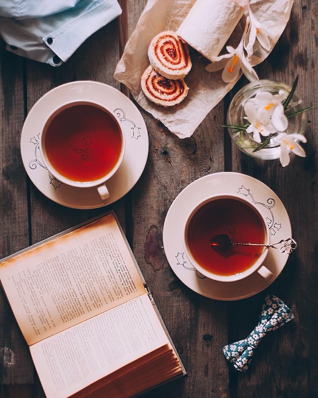 просто красивые картинки книги с чаем давно уже пользуются
